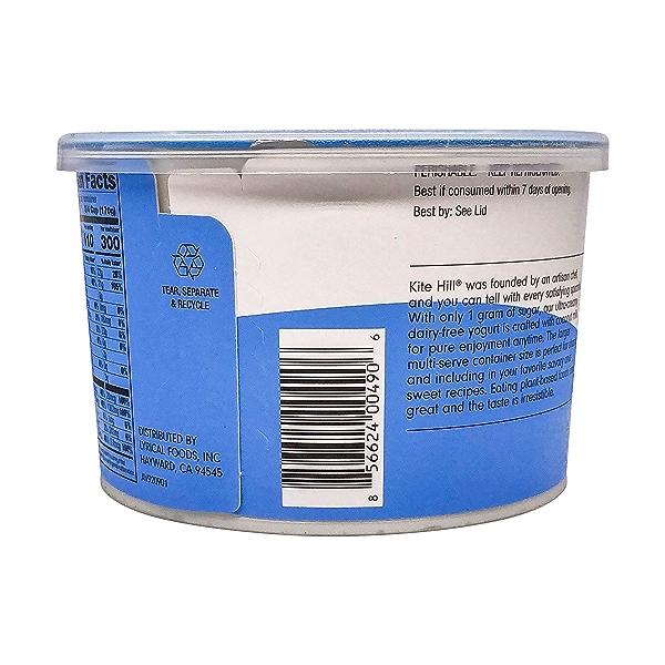 Plain Unsweetened Yogurt, 16 oz 5