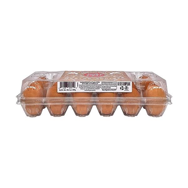 Organic Large Eggs, 36 oz 4