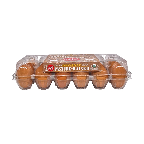 Organic Large Eggs, 36 oz 3