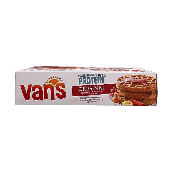 Totally Original Power Grains Waffles, 9 oz 3