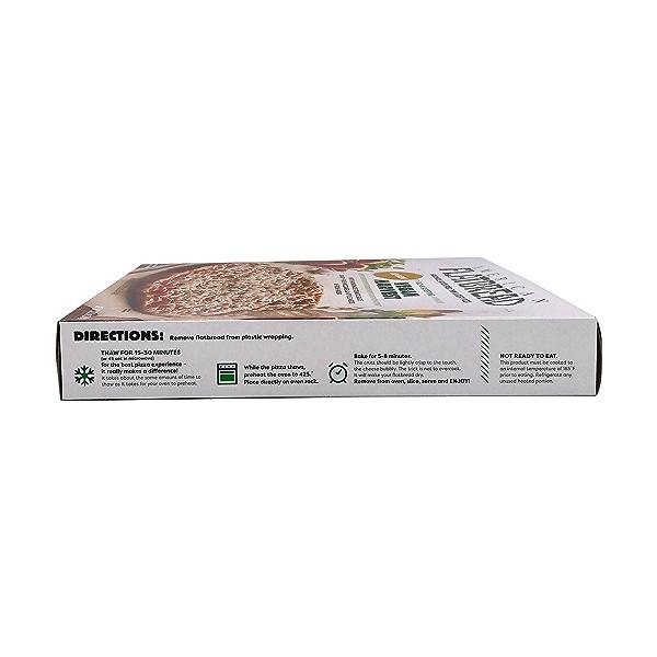 Vegan Harvest Flatbread, 10.2 oz 3