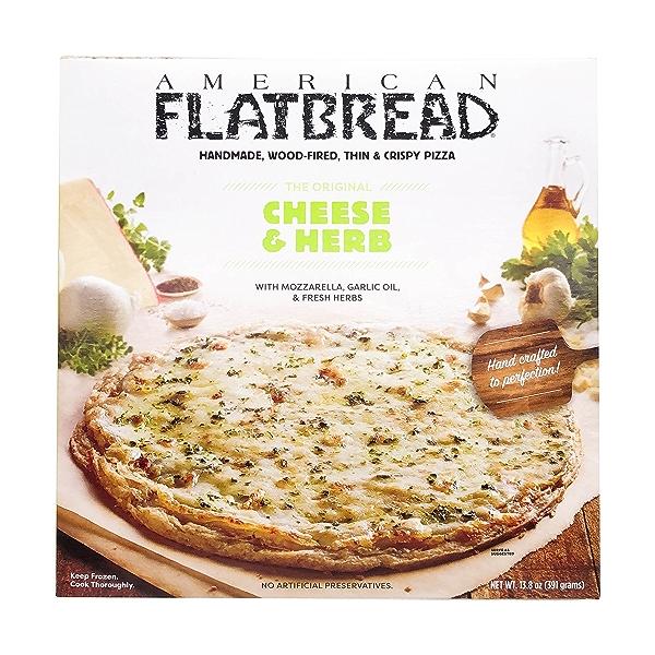 Cheese & Herb Flatbread, 13.8 oz 1