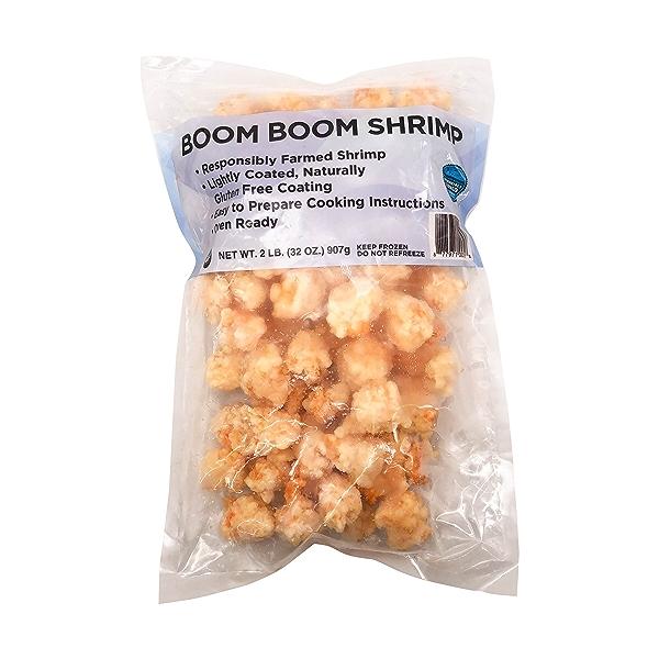 Boom Boom Popcorn Shrimp 1
