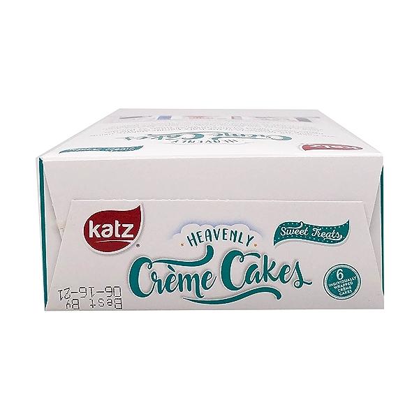 Vanilla Heavenly Crème Cakes 6ct, 8.8 oz 5