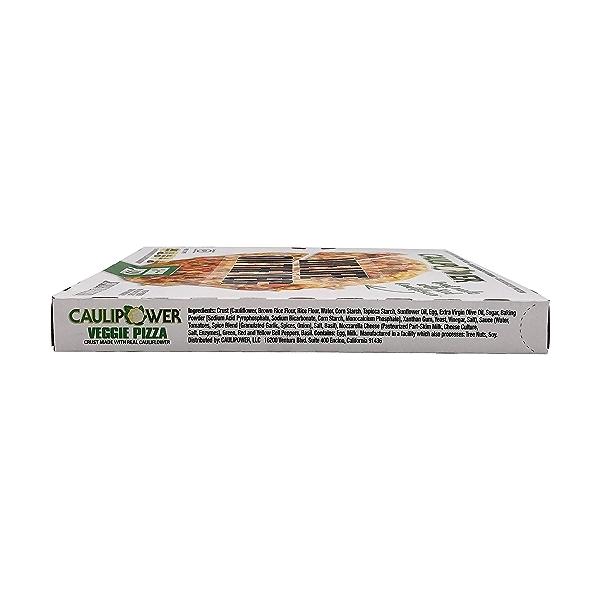 Veggie Pizza, 10.9 oz 3