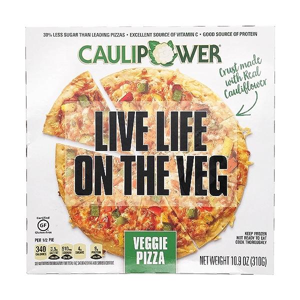 Veggie Pizza, 10.9 oz 1