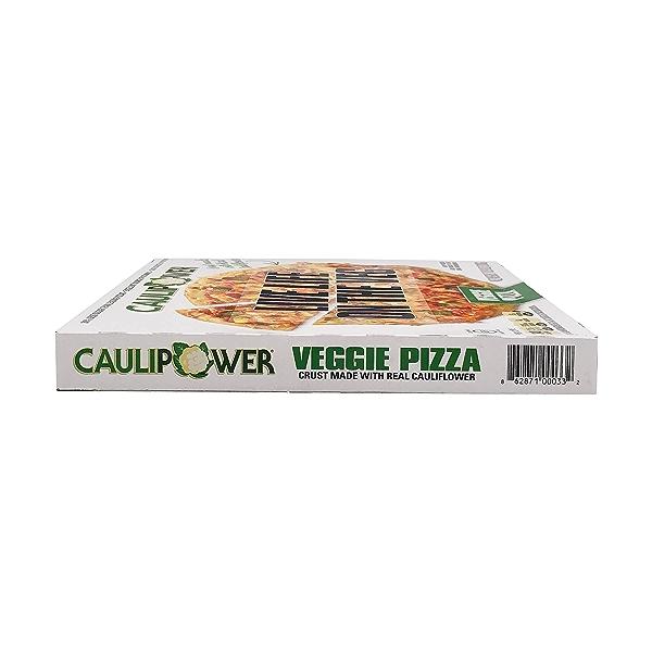 Veggie Pizza, 10.9 oz 5