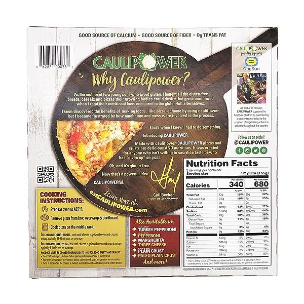 Veggie Pizza, 10.9 oz 2