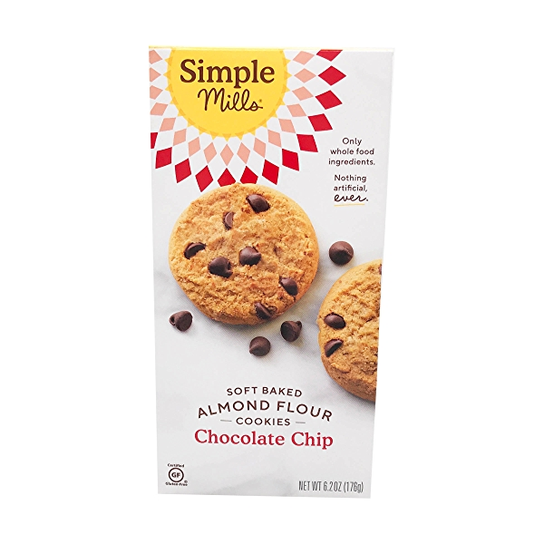 Soft-baked Chocolate Chip Cookies, 6.2 oz 1