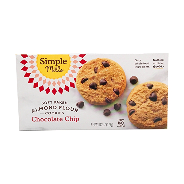 Soft-baked Chocolate Chip Cookies, 6.2 oz 4
