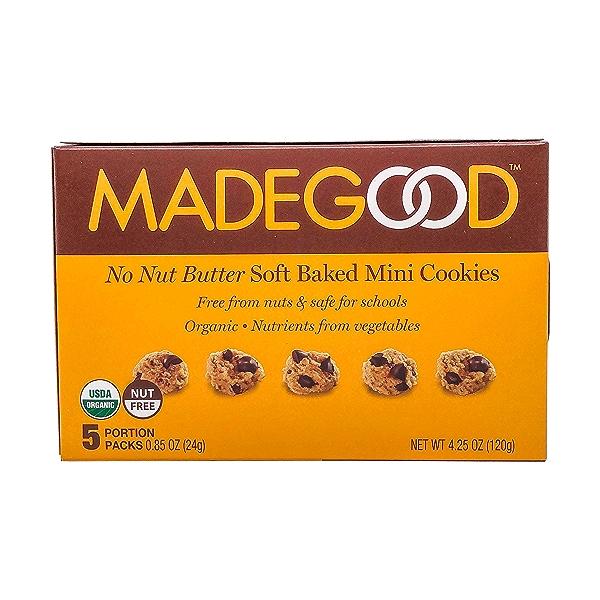 Organic Soft Baked Mini Cookies, 4.25 oz 3