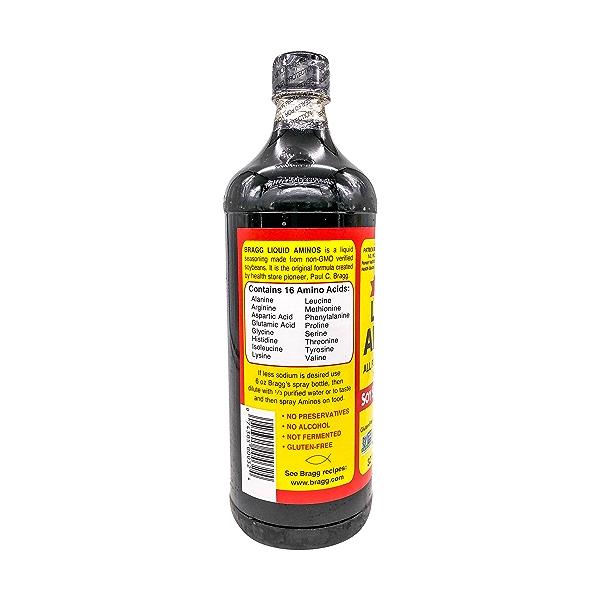 Liquid Aminos (32 Fl Oz) 3