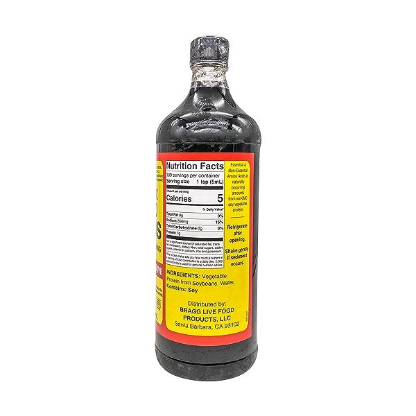 Liquid Aminos (32 Fl Oz) 2