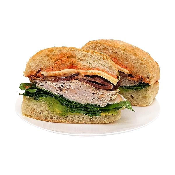 Turkey Bacon Avocado Sandwich, 1 each 2
