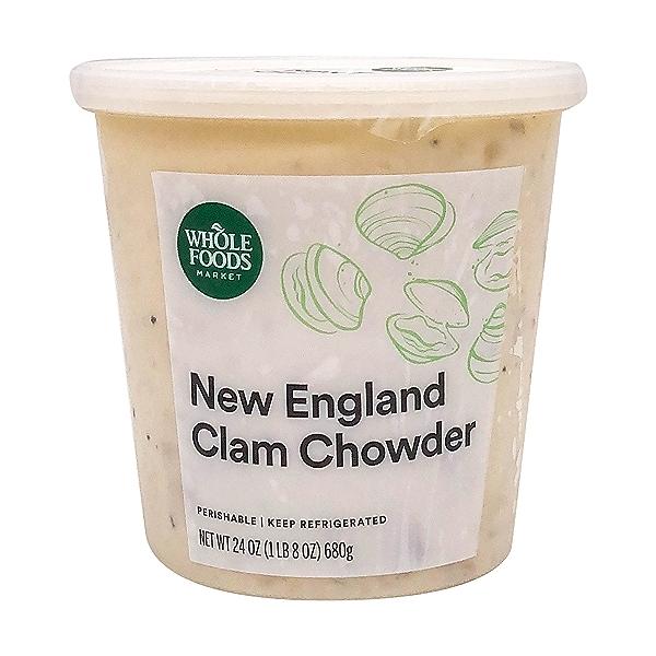 New England Clam Chowder, 24 oz 2