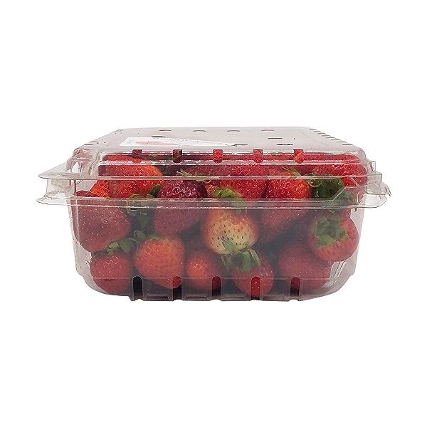Organic Strawberries 4