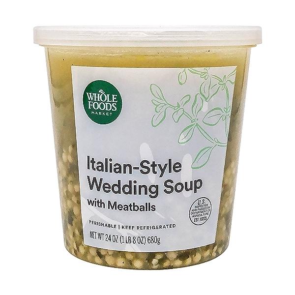 Italian Wedding Soup, 24 oz 2