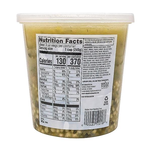 Italian Wedding Soup, 24 oz 3
