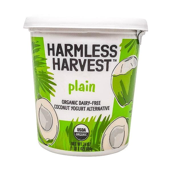 Plain Coconut Yogurt, 24 oz 1