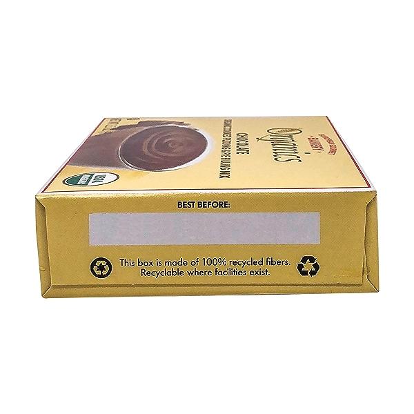 Organic Chocolate Pudding Mix, 3.5 oz 6