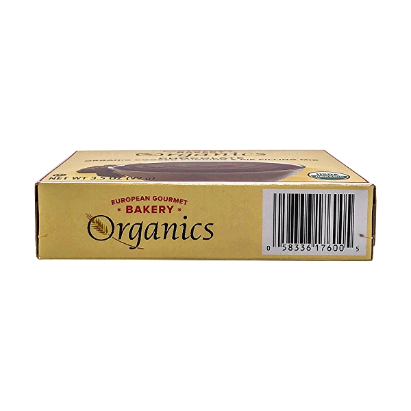 Organic Chocolate Pudding Mix, 3.5 oz 5