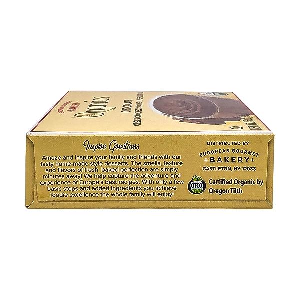 Organic Chocolate Pudding Mix, 3.5 oz 4