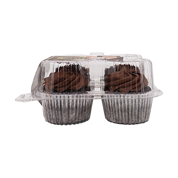 Vegan Chocolate Blackout Cupcakes, 10 oz 4
