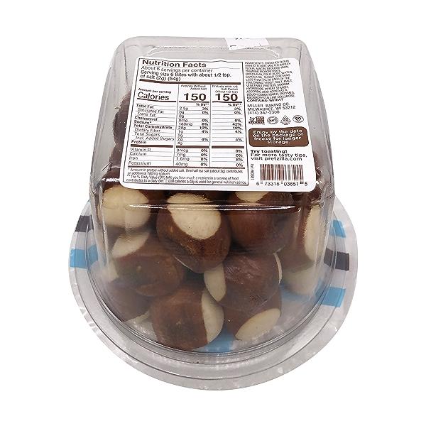 Soft Pretzel Bites, 12.3 oz 3
