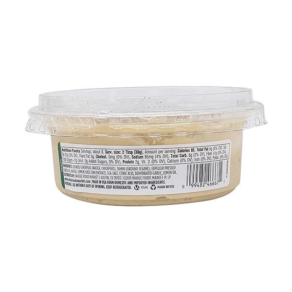 Lemon Hummus, 8 oz 3