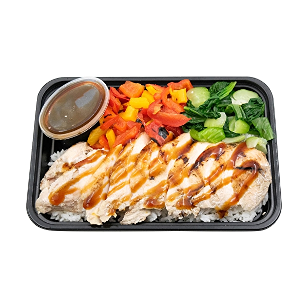 Chicken Teriyaki Bowl, 14 oz 1