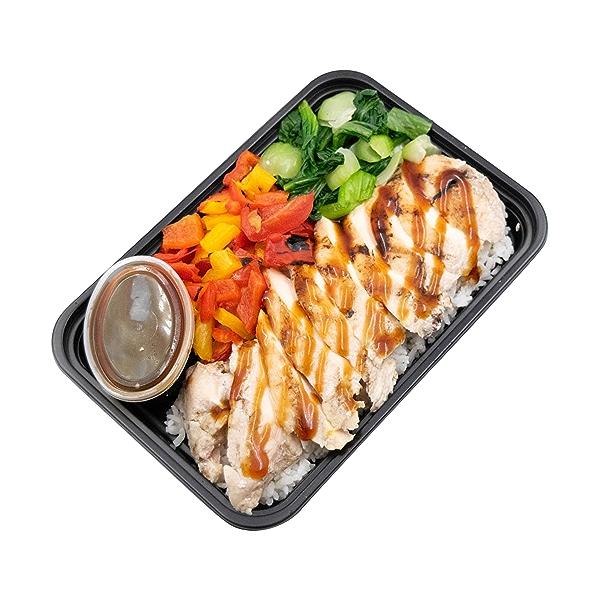 Chicken Teriyaki Bowl, 14 oz 2