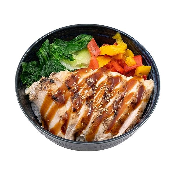 Chicken Teriyaki Bowl, 14 oz 4