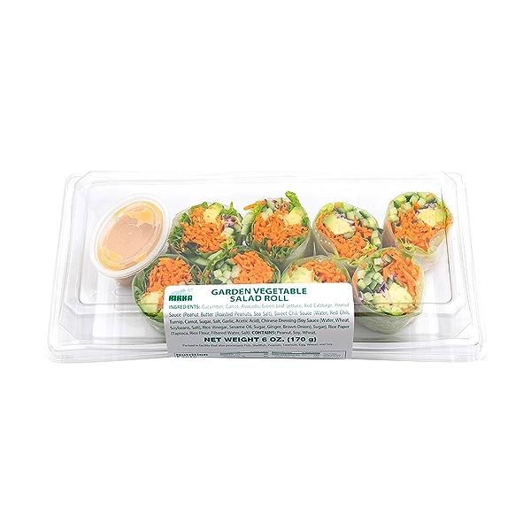 Garden Vegetable Salad Roll, 7 oz 3