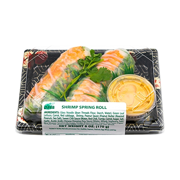 Shrimp Spring Roll, 6 oz 3
