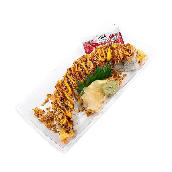 Shrimp Tempura Crunch Roll, 8 oz 2