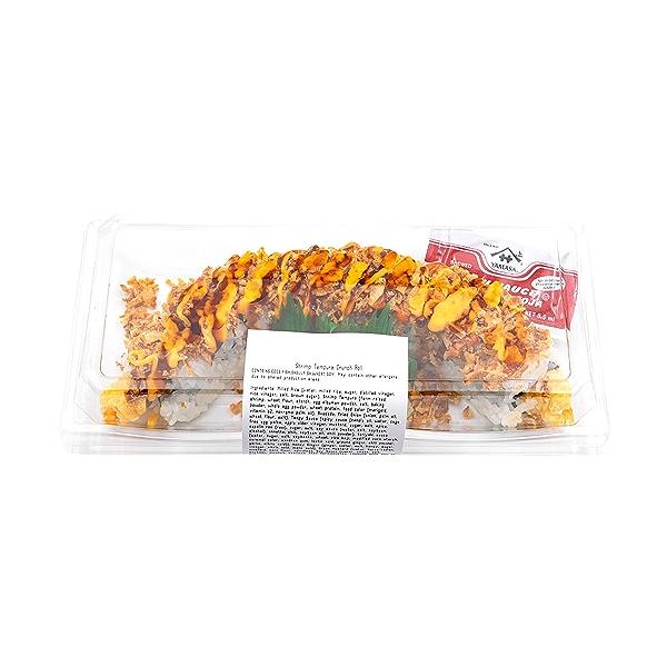 Shrimp Tempura Crunch Roll, 8 oz 3