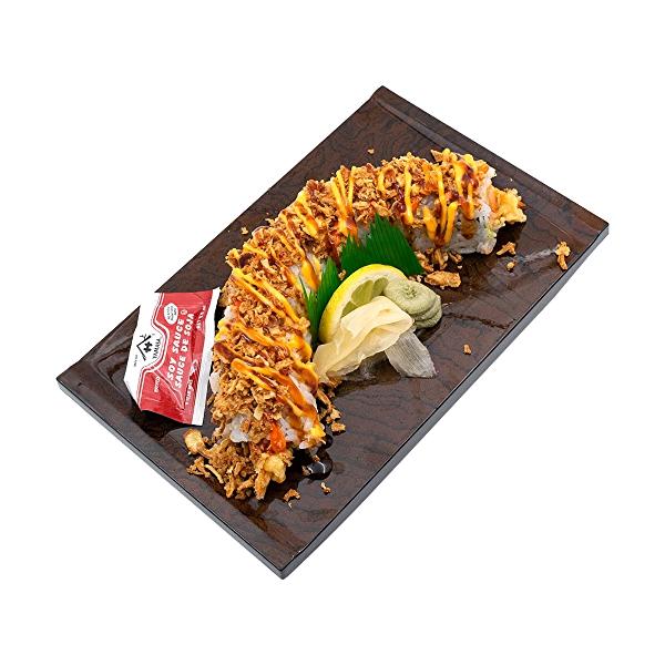 Shrimp Tempura Crunch Roll, 8 oz 4