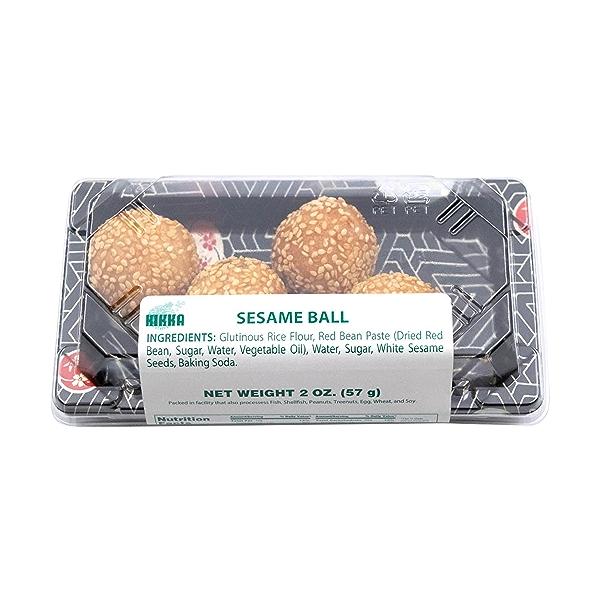 Sesame Ball, 2 oz 3