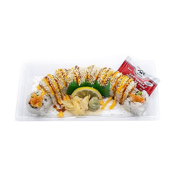 Crunchy Shrimp Tempura Roll, 8 oz 1