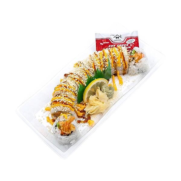 Crunchy Shrimp Tempura Roll, 8 oz 2