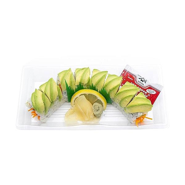 Dragon Veggie Roll, 8 oz 1