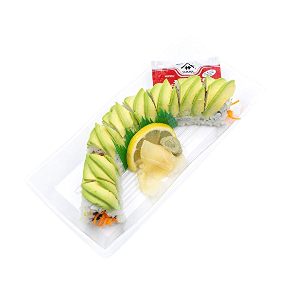 Dragon Veggie Roll, 8 oz 2
