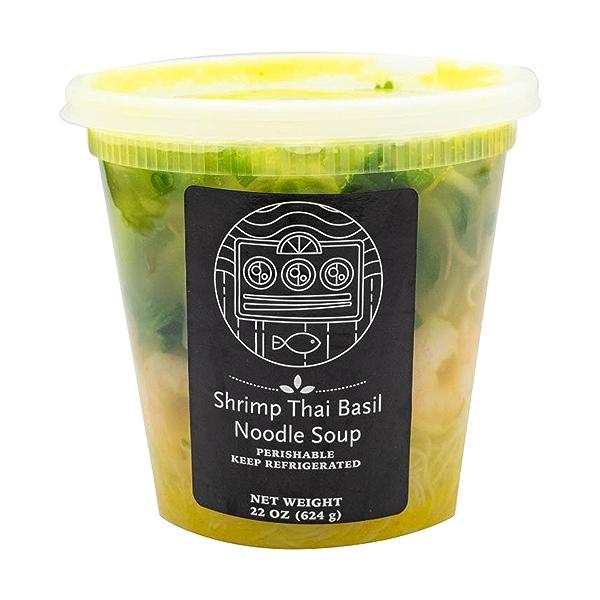 Shrimp Thai Basil Noodle Soup, 22 oz 1