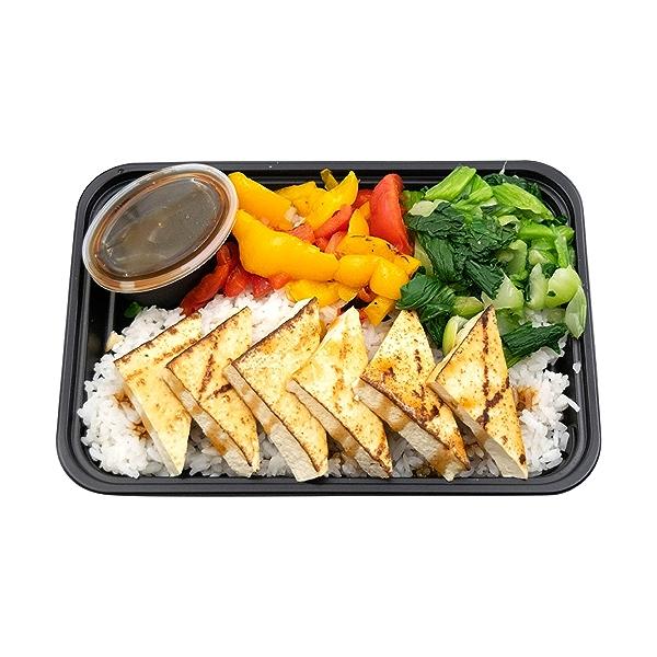 Grilled Tofu Teriyaki Bowl, 14 oz 1