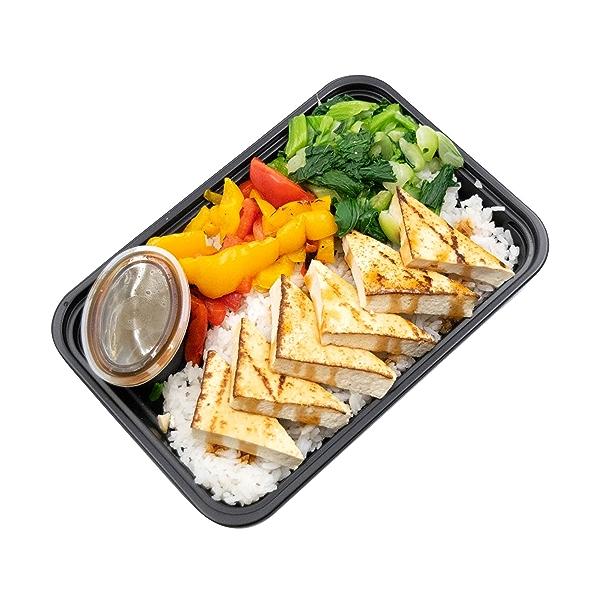 Grilled Tofu Teriyaki Bowl, 14 oz 2