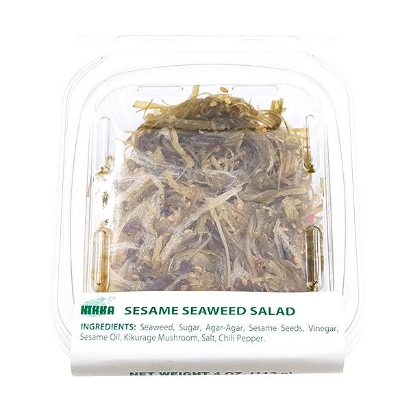 Sesame Seaweed Salad, 4 oz 3
