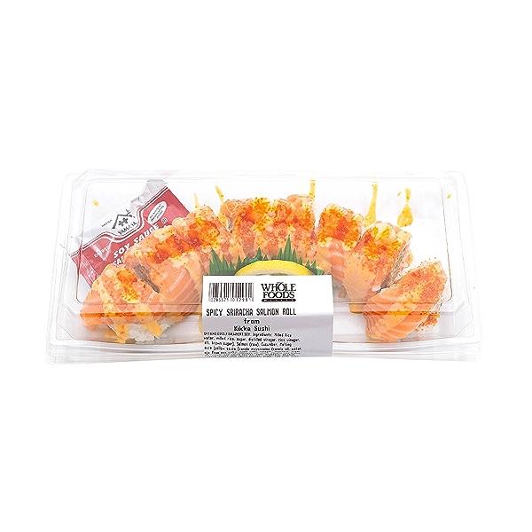Spicy Sriracha Salmon Roll, 8 oz 3