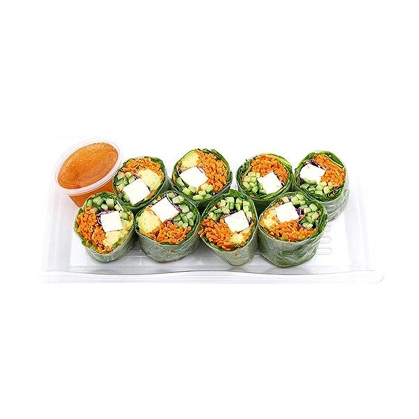 Soy Tofu Salad Roll, 7 oz 1