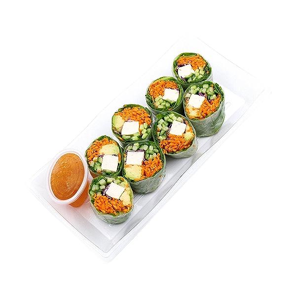 Soy Tofu Salad Roll, 7 oz 2