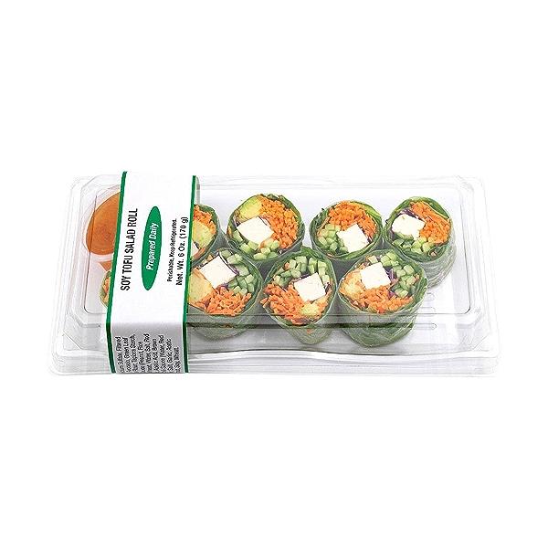 Soy Tofu Salad Roll, 7 oz 3